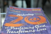 ... celebrating 20 years of proclaiming Christ, transforming lives.