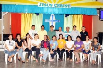 Basic Counseling Training at Jesus Christ Worship Center at Dasmarinas City, Cavite