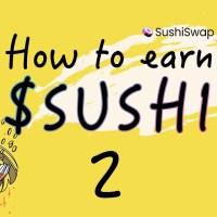 DeFi|Sushiswapで$SUSHIを稼ぐ方法2 !!! ver.Onsen|CripuChannel
