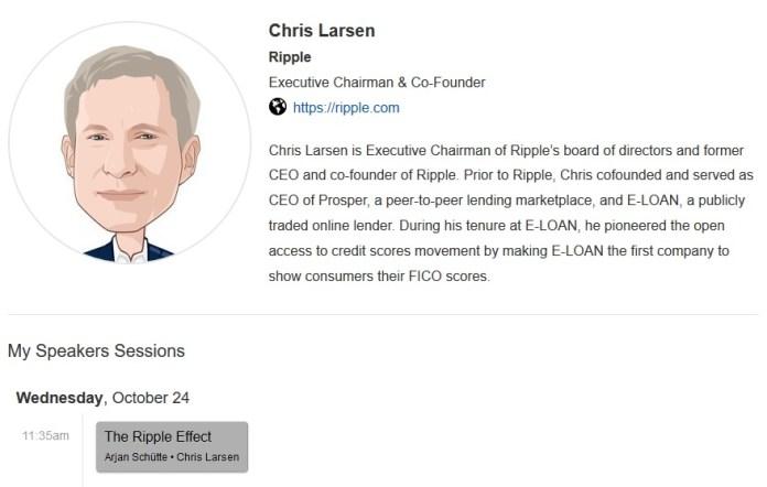 Chris Larsens profile