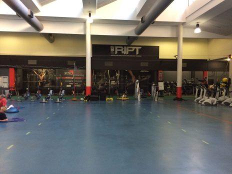 SSISA - gym