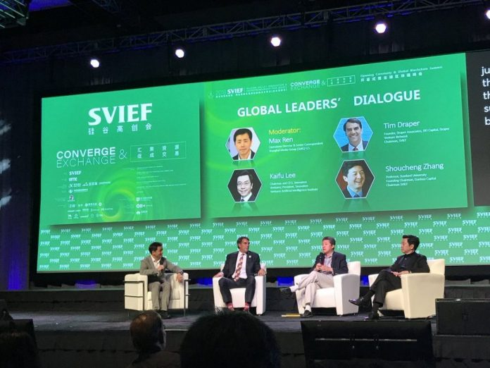 Ripple's Swell conference 2018, xRapid being used Converge & Exchange discussion.