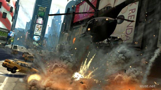 Обзор нововведений в Grand Theft Auto IV