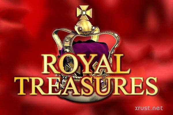 Казино Император и новый слот Royal Treasures