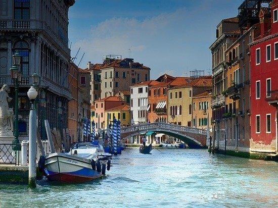 Венеция исчезнет под водой