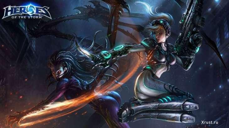 Heroes of the Storm – будущее МОБА жанра