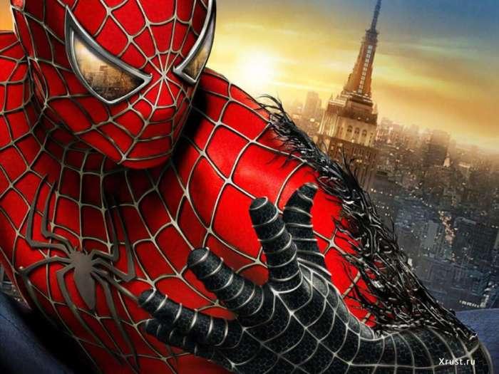 Совершенный человек паук