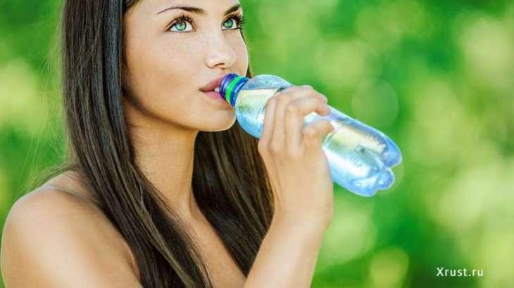 Вода – лучшее лекарство для здоровья и похудения
