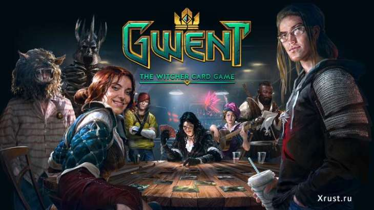 GWENT: THE WITCHER СARD GAME