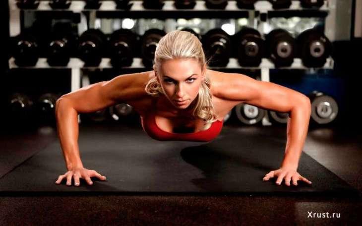 Эффективная кардио тренировка для похудения