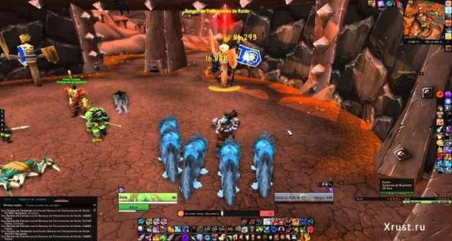 WeakAuras 2 - Аддон на все случаи жизни