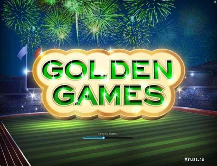 Игровой автомат Golden Games играть в казино Вулкан Россия