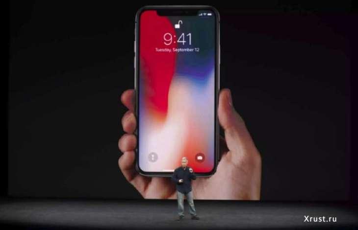 iPhone X – планы Apple рассекретила Olixar