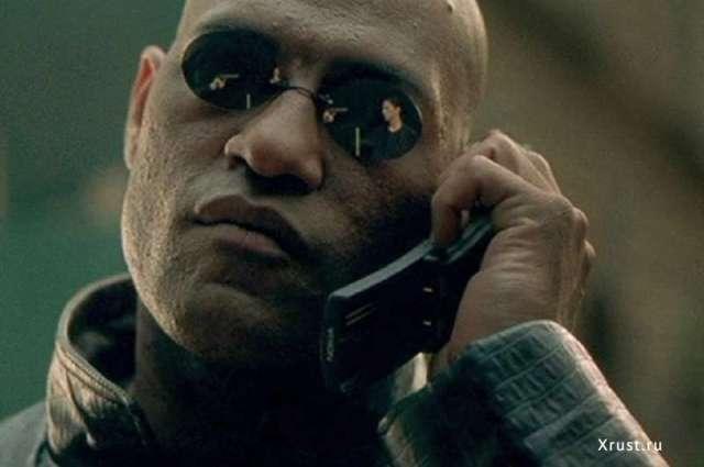 Nokia обновленным телефоном передает привет от «Матрицы»