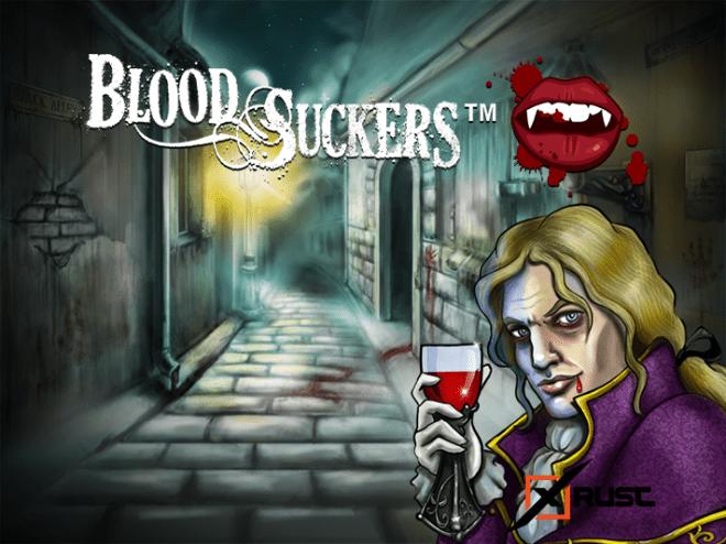 Игровой автомат Blood Suckers в казино Эльдорадо