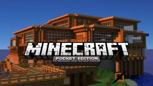"""Minecraft PE - """"песочница"""" в вашем смартфоне"""