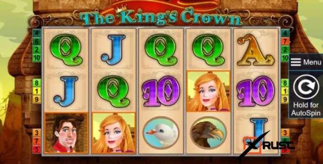 Казино Эльдорадо. Тайны королевского замка в игровом автомате Kings and Crowns