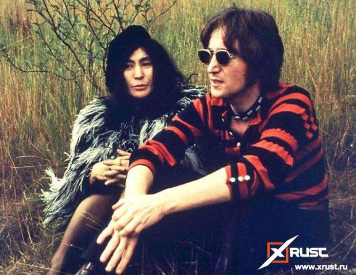 О любви Леннона и Йоко Оно будет снят фильм