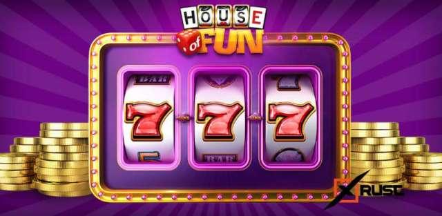 Игровой автома Fun House в казино Спин Сити