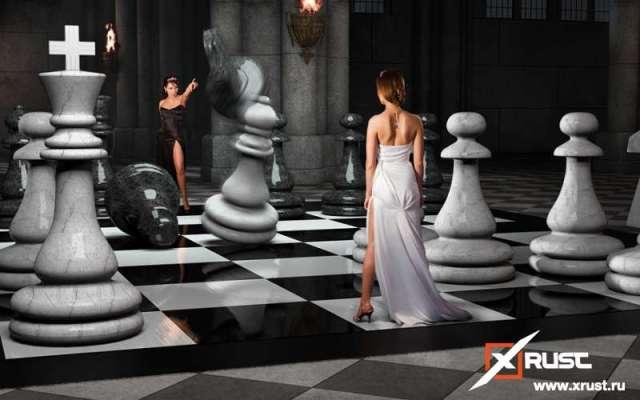 Игровой слот Sexy Chess в казино Спин Сити