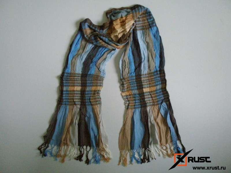 Эти шарфы лучше не носить!