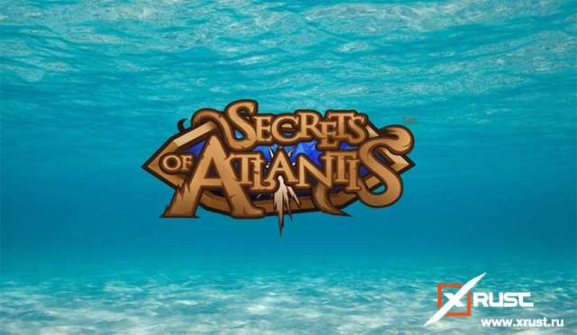 Онлайн Казино Х и новый слот Atlantida