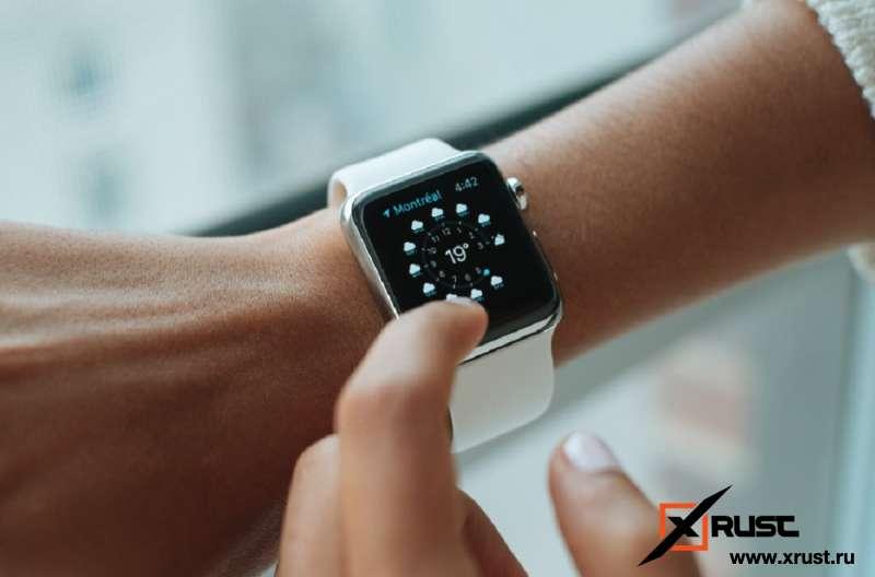 Часы от Apple прибавили ума