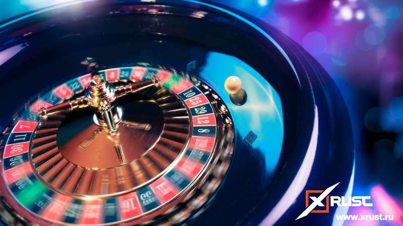 Рулетка в казино Лотору