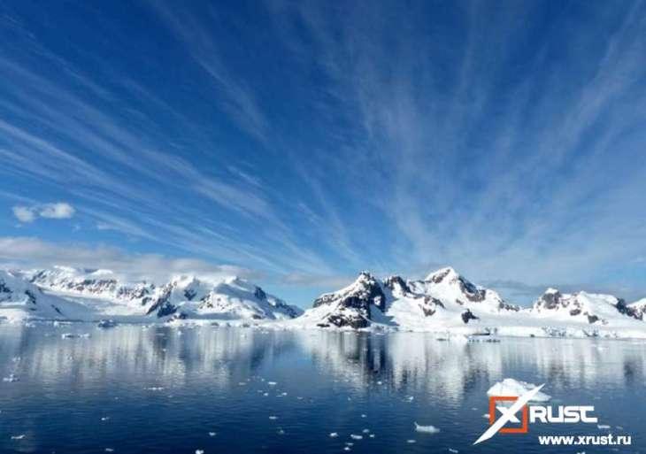 Новости Антарктиды – нечто подогревает континент