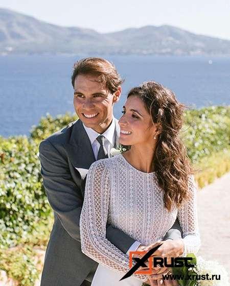 Состоялась свадьба Рафаэля Надаля и его возлюбленной