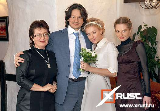 Свадьба Ирины Гринёвой