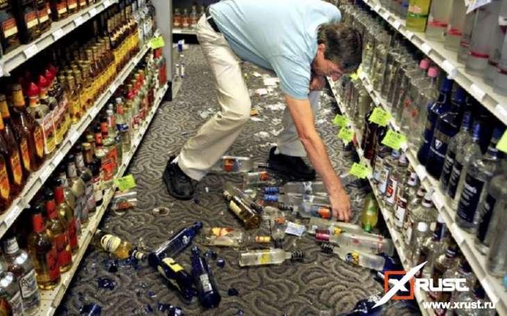 Алкоголь будоражит умы активистов