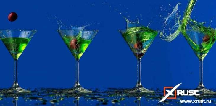 Алкогольный напиток с энергетиком опасен для сердца