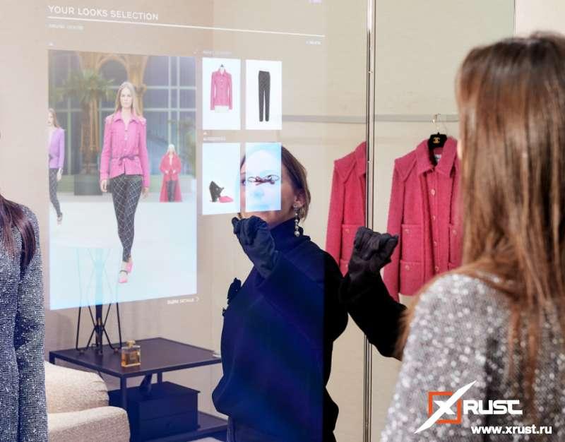 Виртуальный бутик будущего создан Chanel и Farfetch