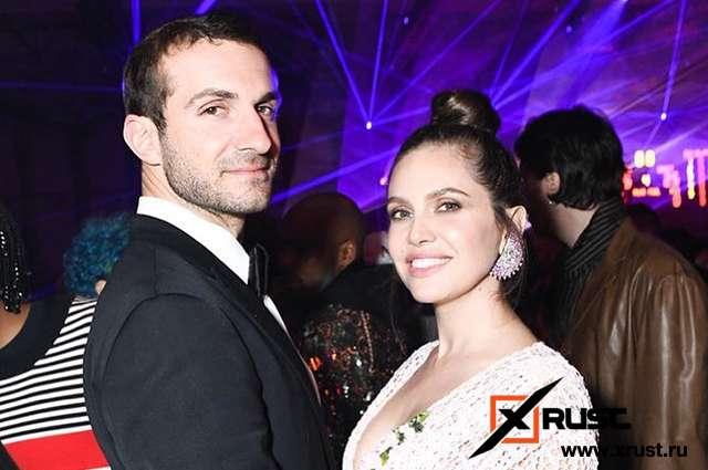 Даша Жукова сыграла пышную свадьбу в Швейцарии