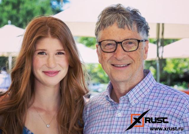 Дочь Билла Гейтса выходит замуж
