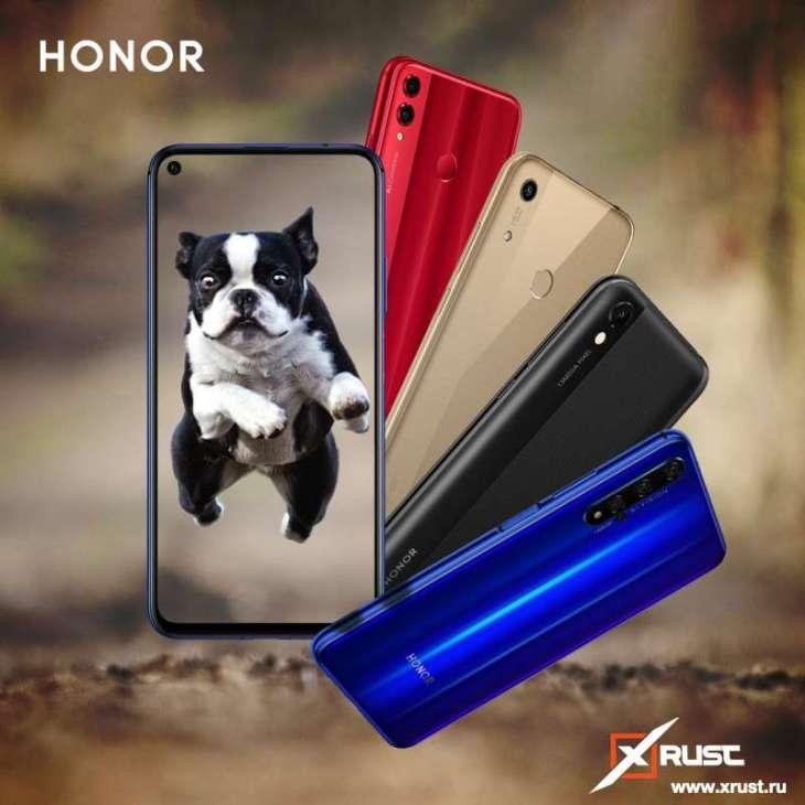 Обзор смартфона Honor 8S