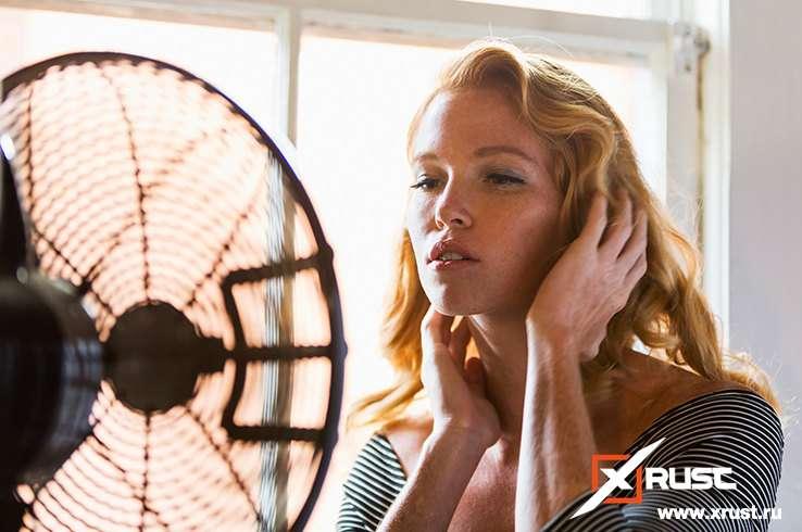 Почему вдруг становится жарко?