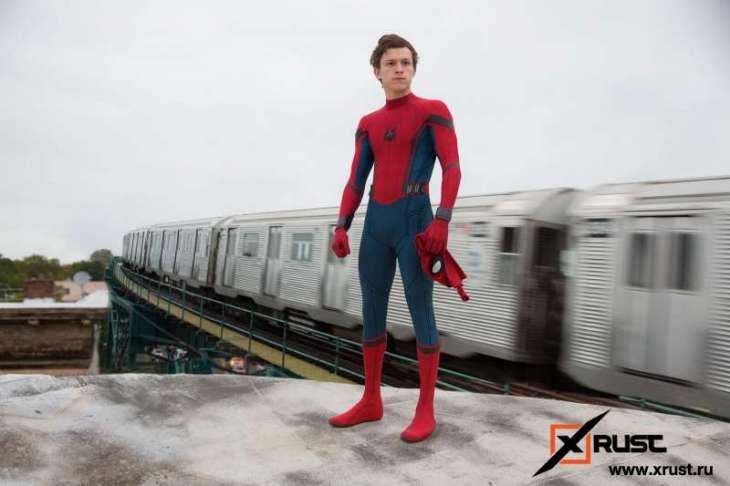 Новый фильм о супергерое «Человек-паук 3»