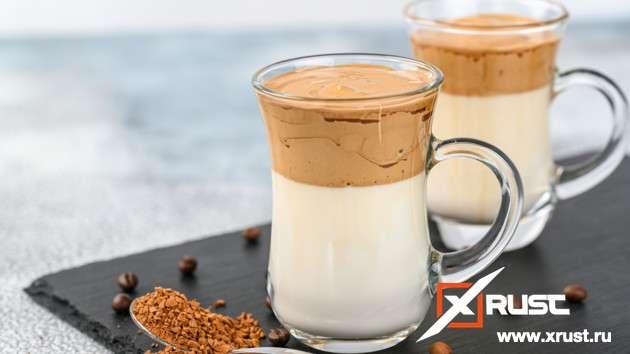 Дальгона-кофе - хит кофеманов