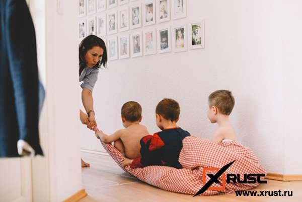 Как быть мамой, не выходя из дома