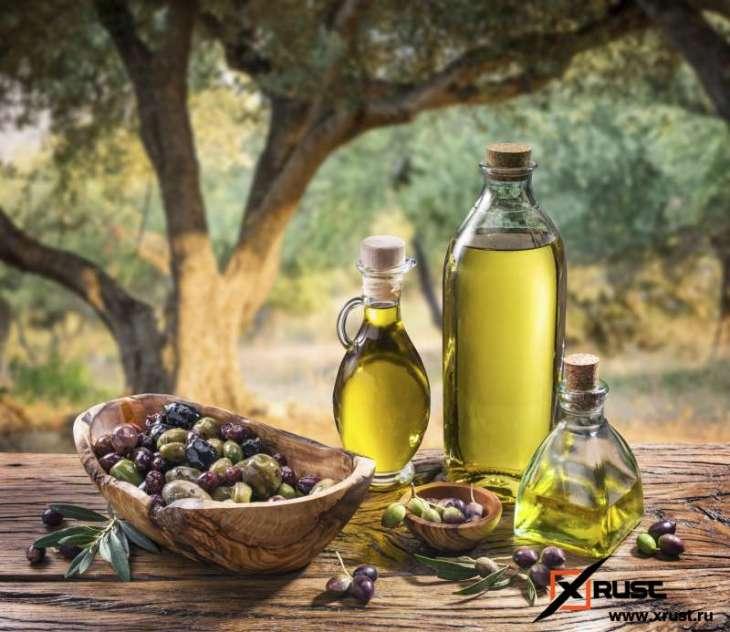 Средиземноморское масло - вкусное и полезное