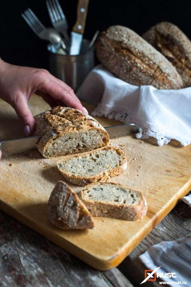 Что будет с организмом, если перестать есть хлеб