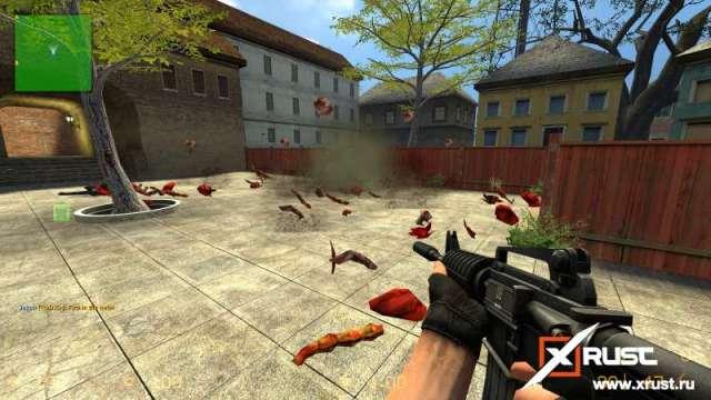Обзор игры Counter Strike CZ