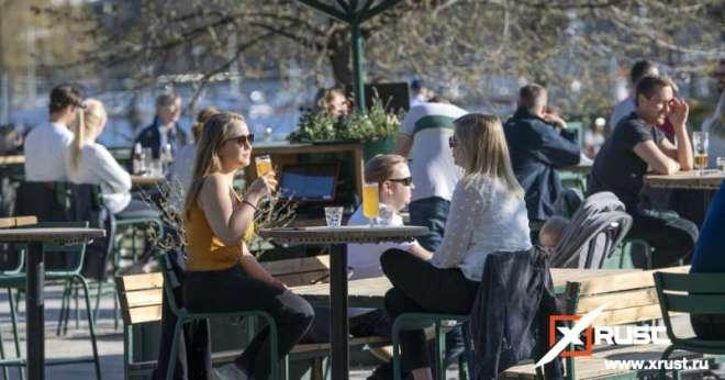 Власти Швеции пожалели об отказе от карантина