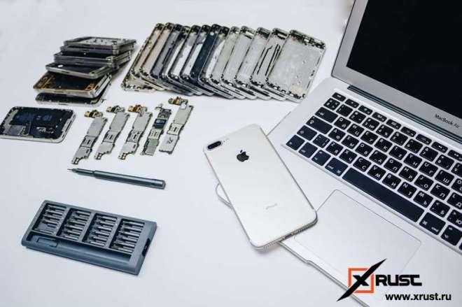 Ремонт ноутбуков и смартфонов в Норильске