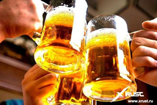 Создано пиво, оздоравливающее организм