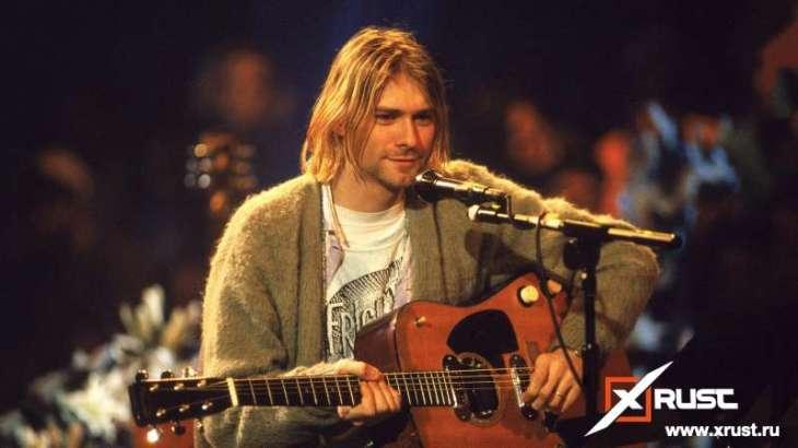 Гитара Кобейна продана за рекордную сумму