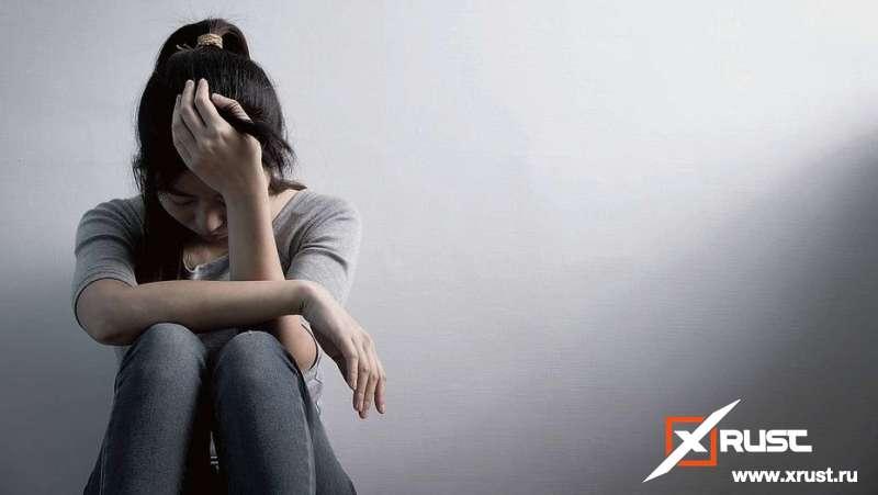 Депрессию вызывает вирус герпеса