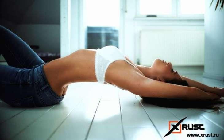 5 самых эффективных упражнений для плоского живота